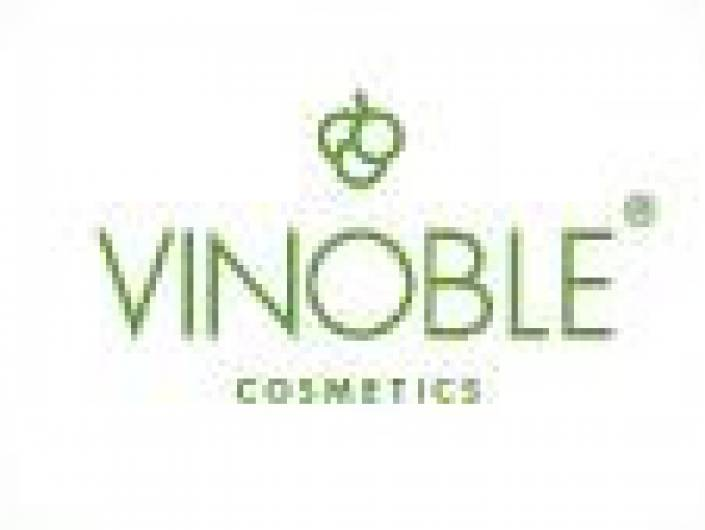 Vinoble Cosmetics Logo